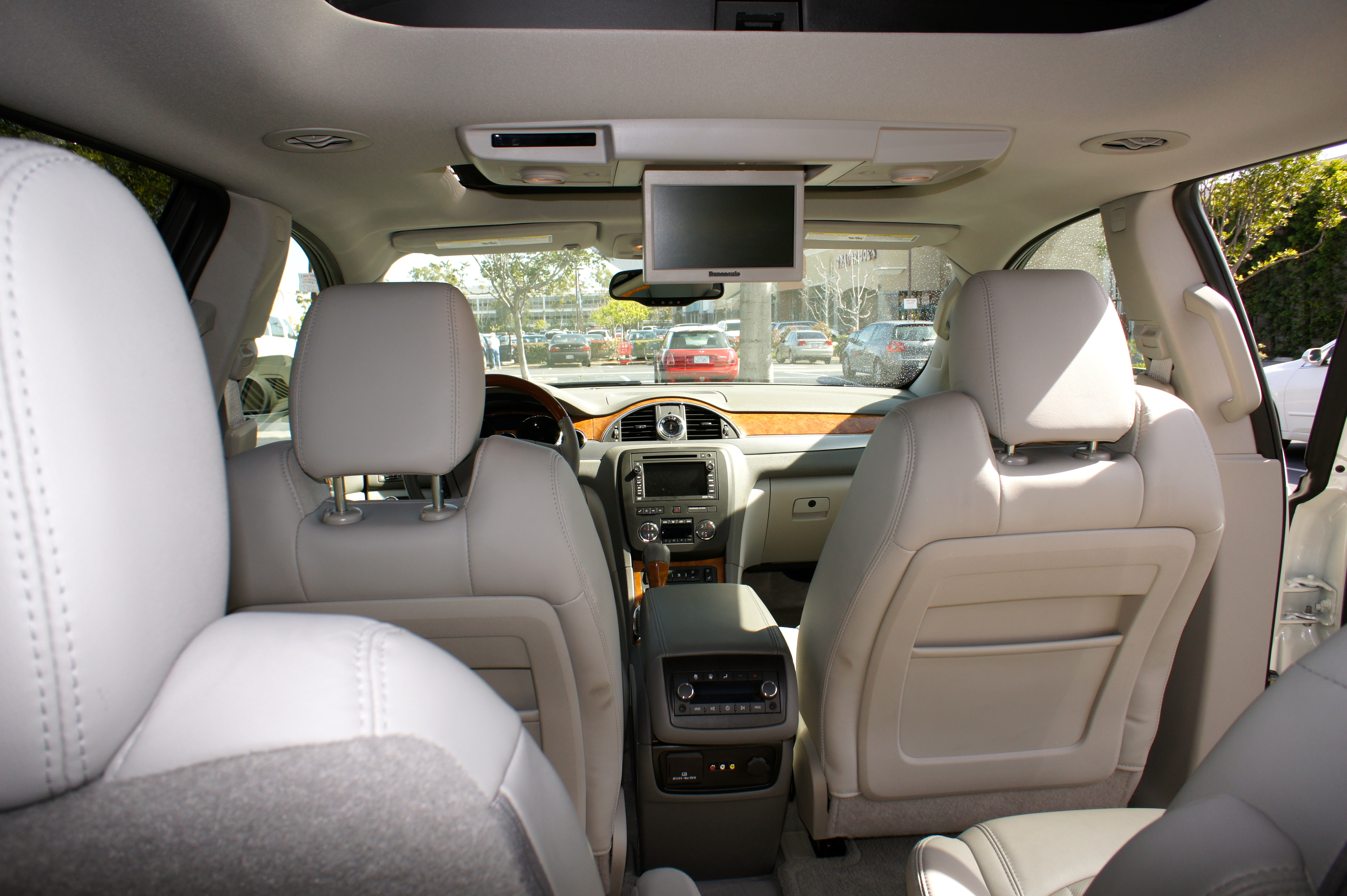 Buick Enclave Interior 2013 Male Models Picture